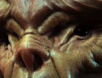 Zbrush Creature Sculpt