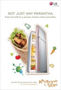 LG Frost Free Refrigerators