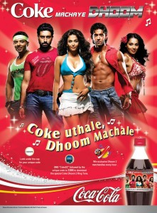 Coke and Dhoom