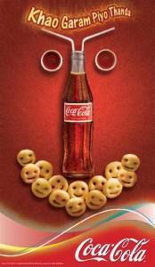 Poster for Coke