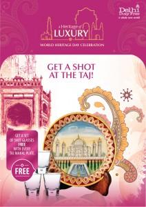 World Heritage Day, India Bazaar, Delhi Duty Free